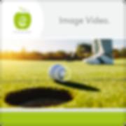 Drohnen Imagevideo Logo Design erfrischende Werbung