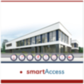 SmartAccess Kontrollierter Zutritt