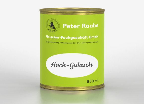 Hack - Gulasch