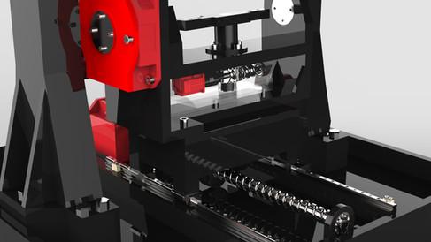 5-axis Shoe-last CNC