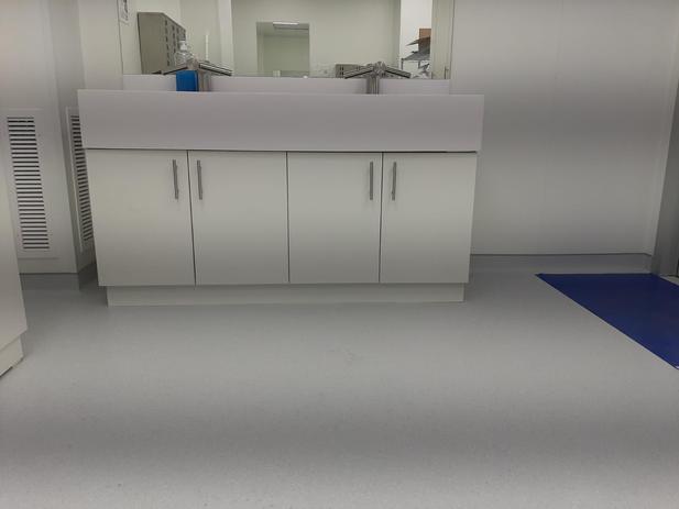 תכנון ובניית חדר נקי