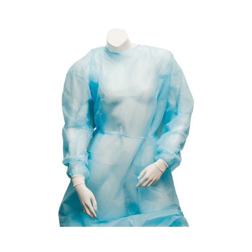Isolation Gowns - Carton of 100