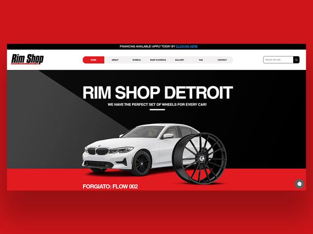 Rim Shop Detroit
