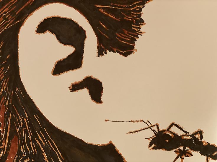 Bug In Her Ear
