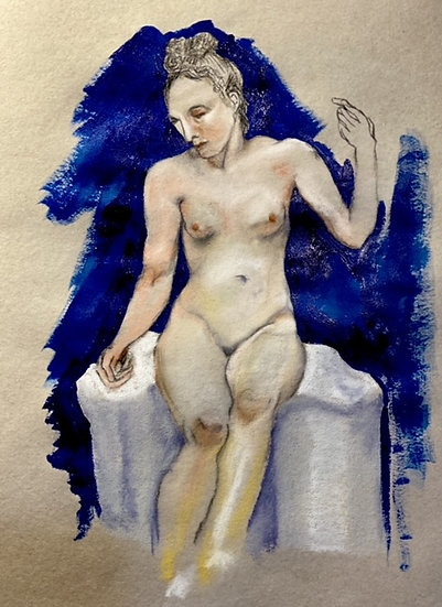 Unfinished Nude