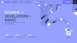 Roomme Website
