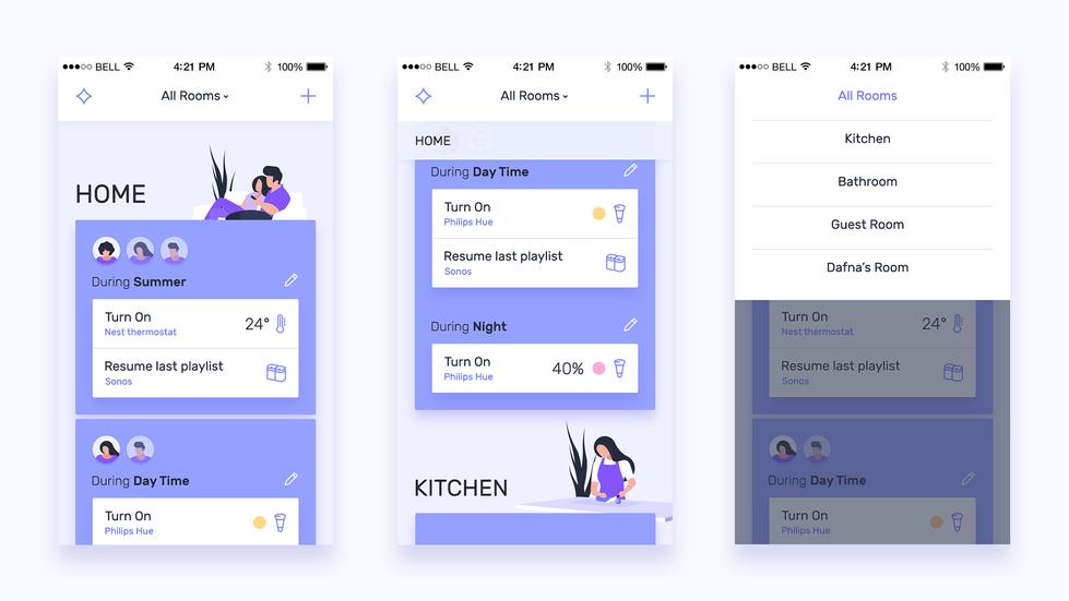 Roomme App