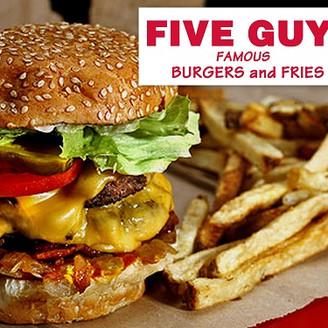 Tipy na nejlepší americké fast foody