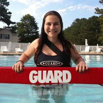 První dny lifeguarda v USA