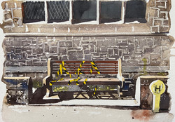 Untitled (Bench) 34