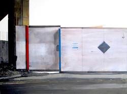 Untitled Yard Painting (Albert)
