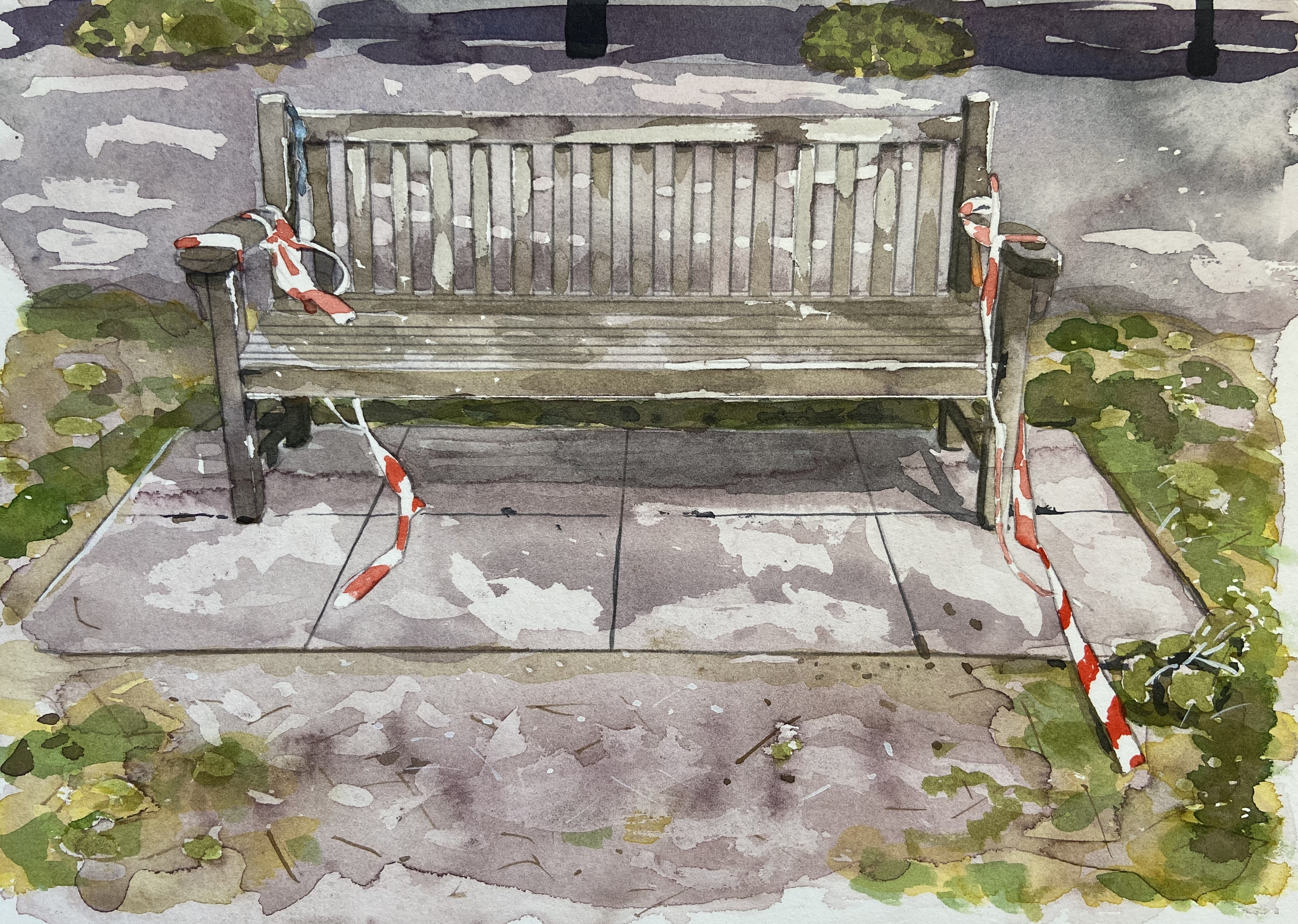 Untitled (Bench) 15