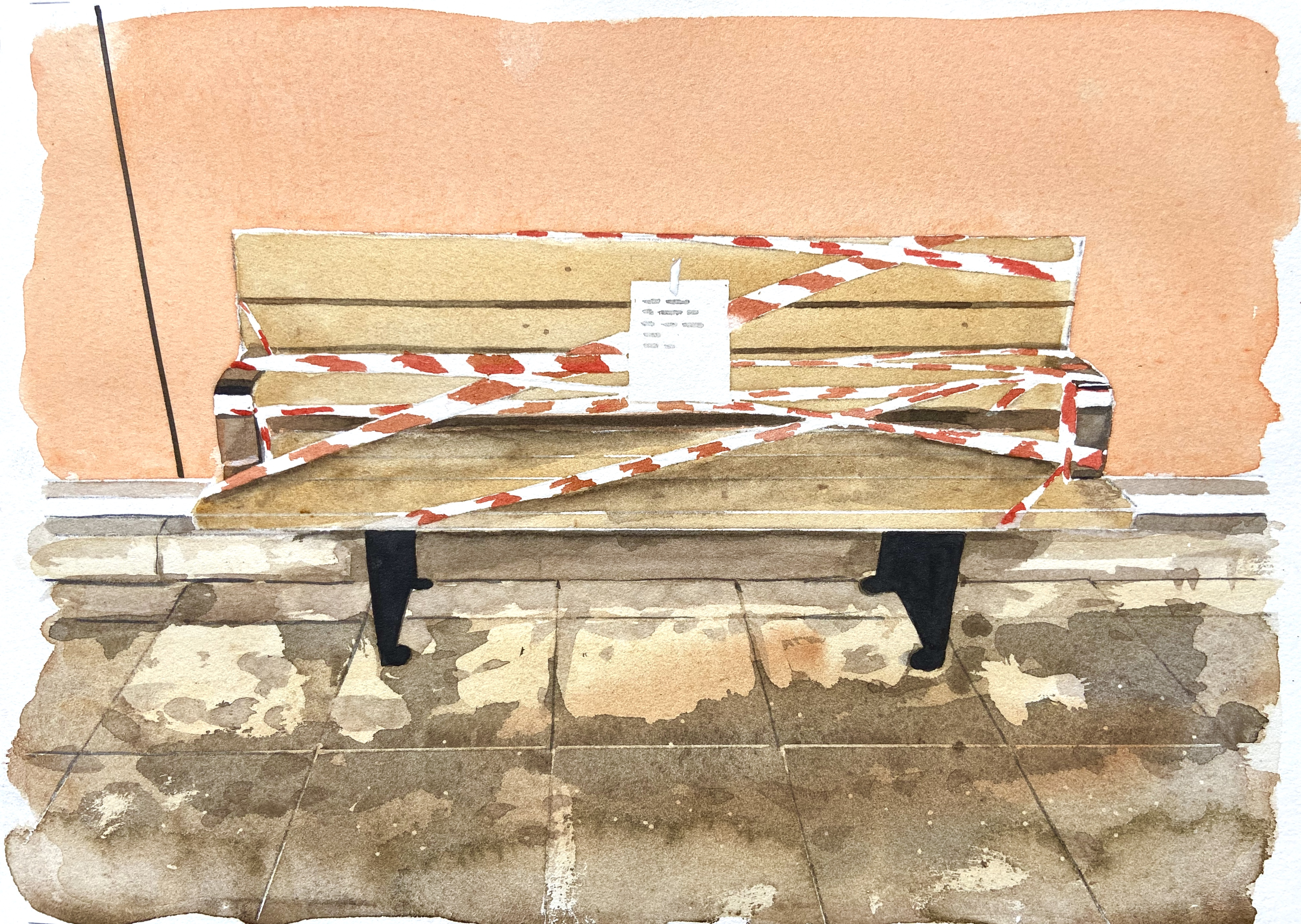 Untitled (Bench) 27