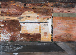 Untitled Wall Painting (Kwik Fit)