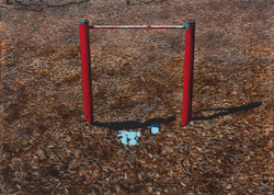 Untitled Playground Painting (Hirst)