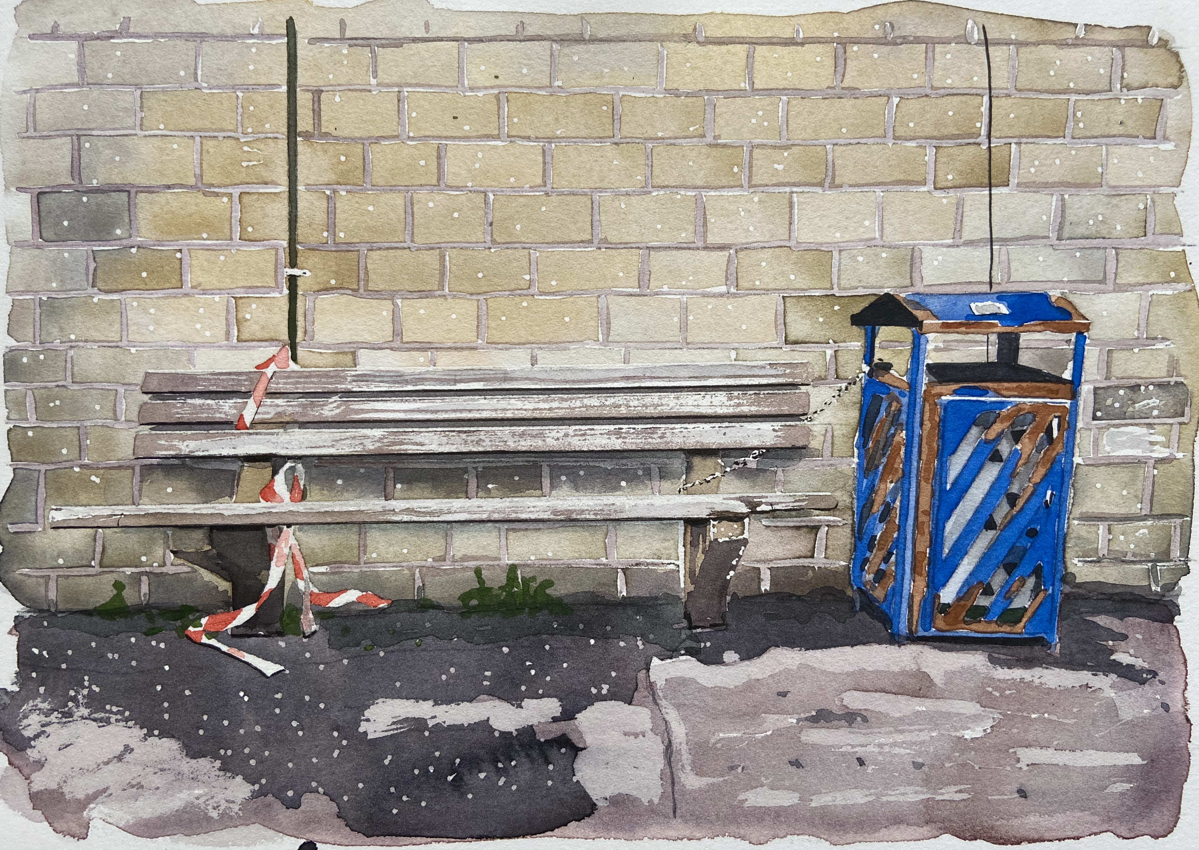 Untitled (Bench) 32
