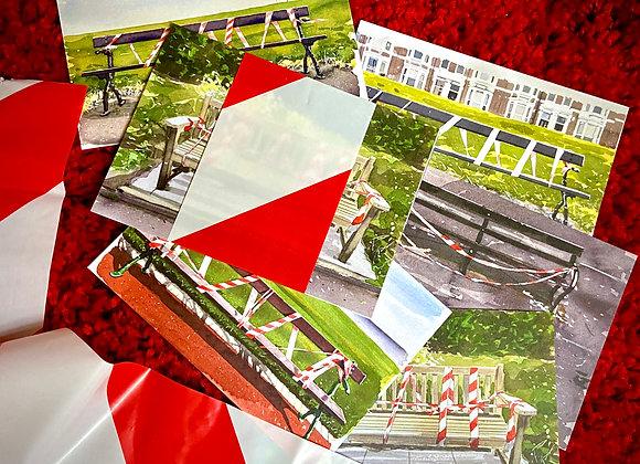 Lockdown Paintings Postcard Pack