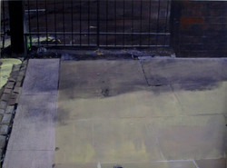Untitled Shadow Painting (CE)