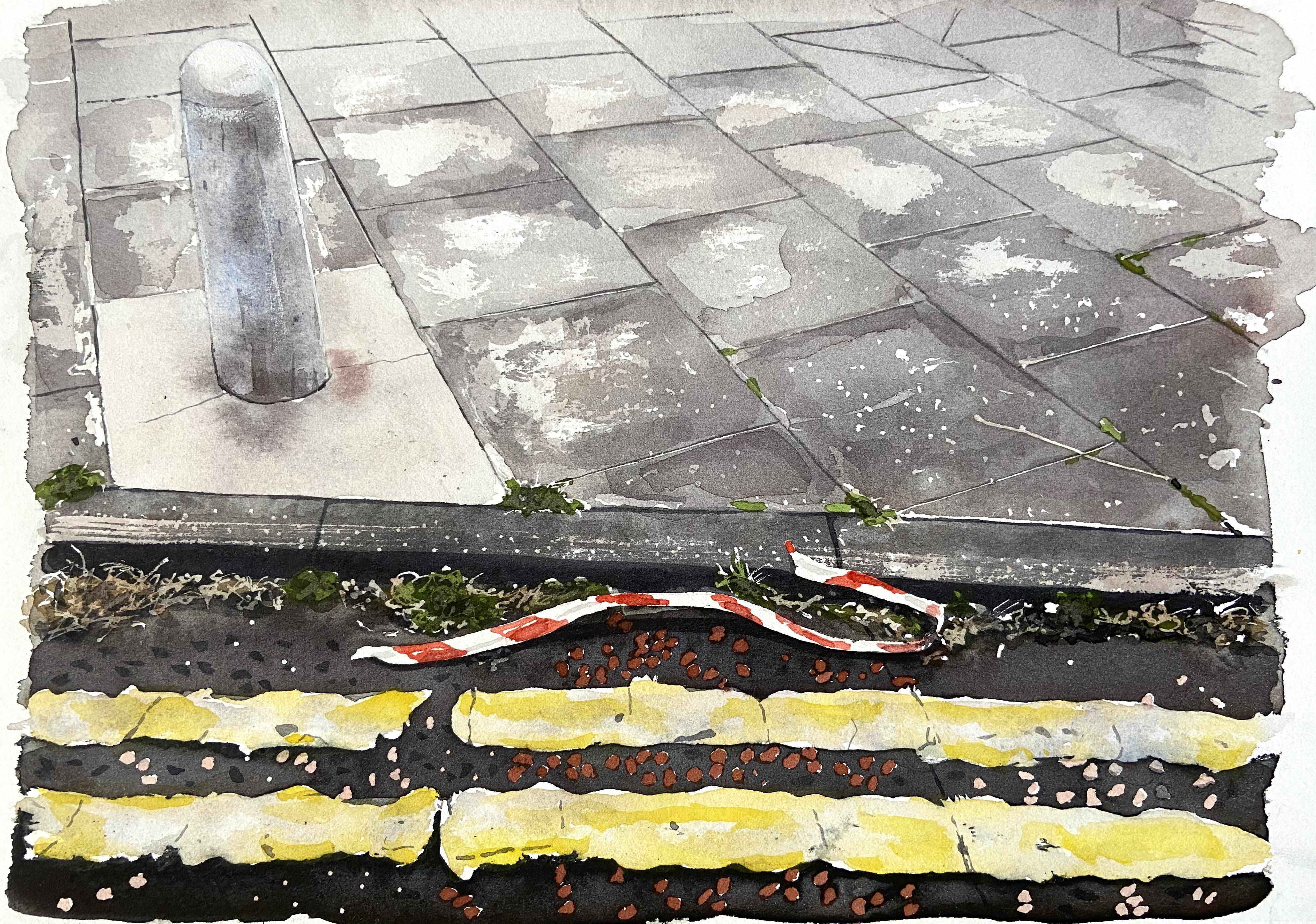 Untitled (Bollard) 41