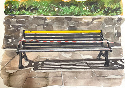 Untitled (Bench) 11