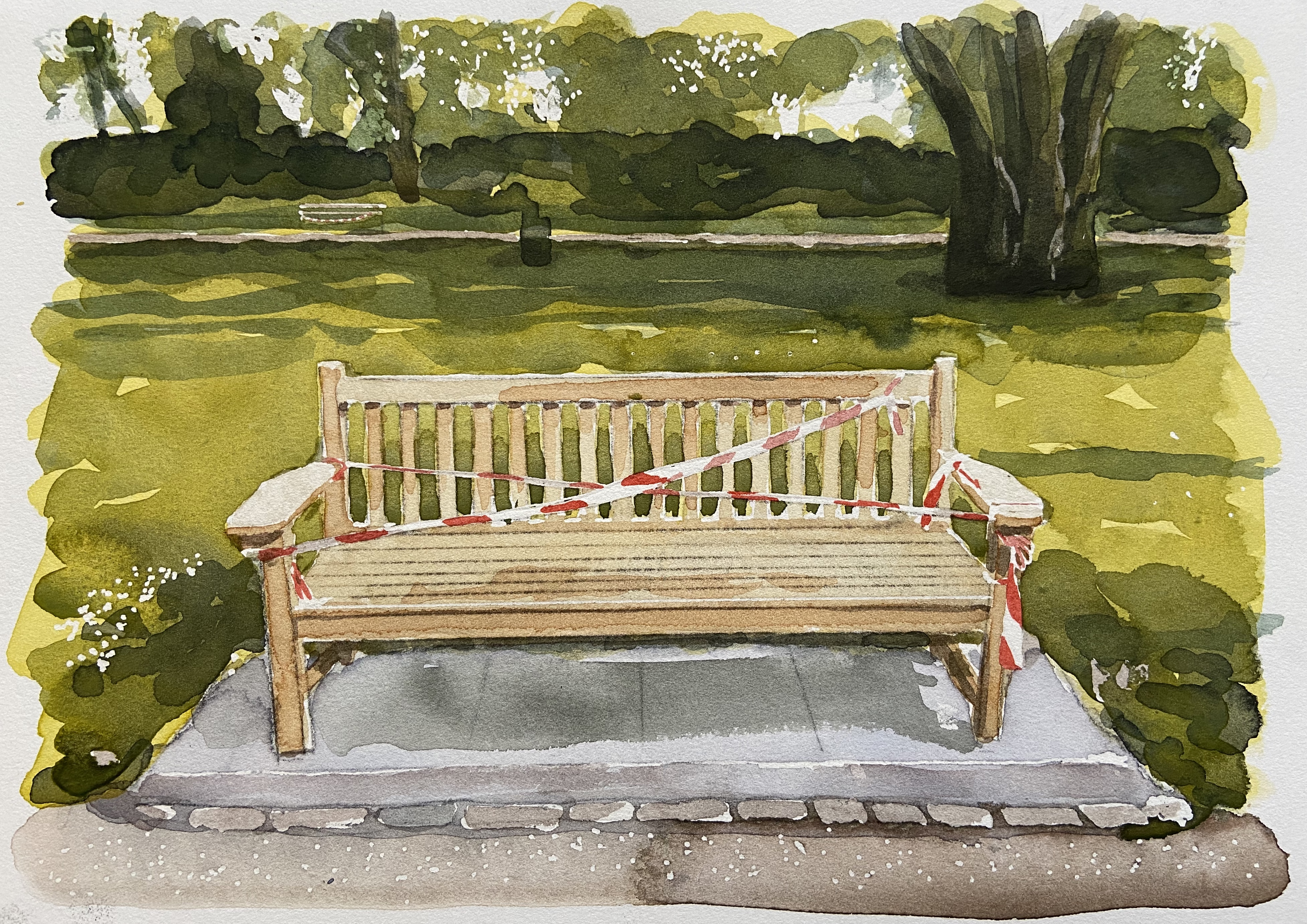 Untitled (Bench) 33