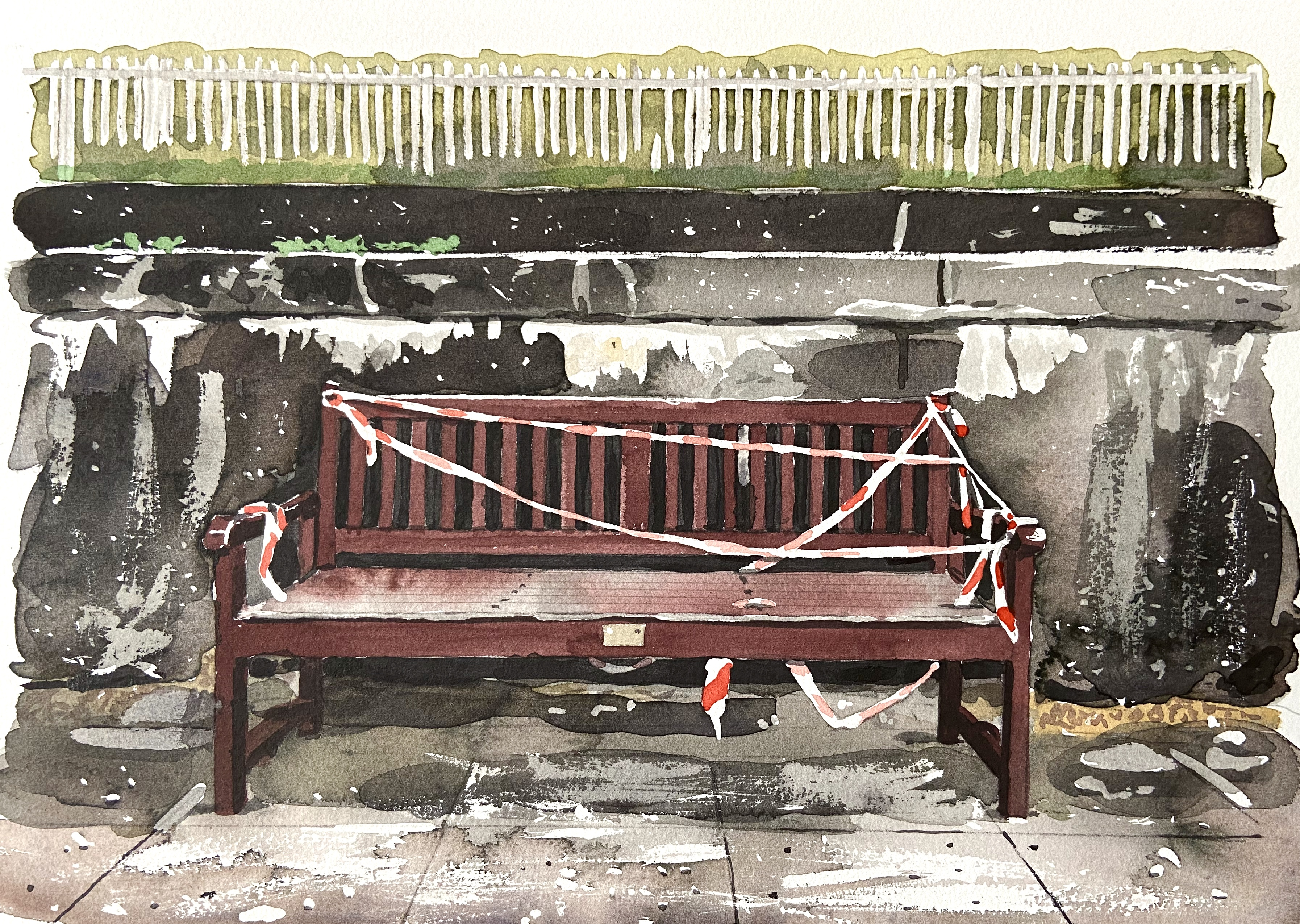 Untitled (Bench) 7