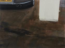 Untitled Car Park Painting (AC)