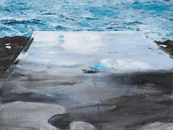 Untitled Malecon Painting