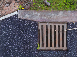 Untitled Gutter Painting