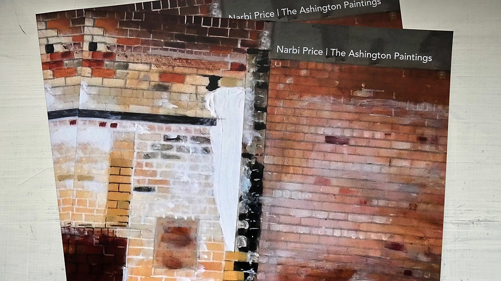 'The Ashington Paintings' catalogue
