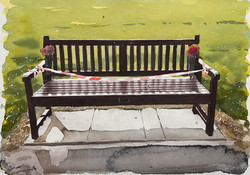 Untitled (Bench) 23