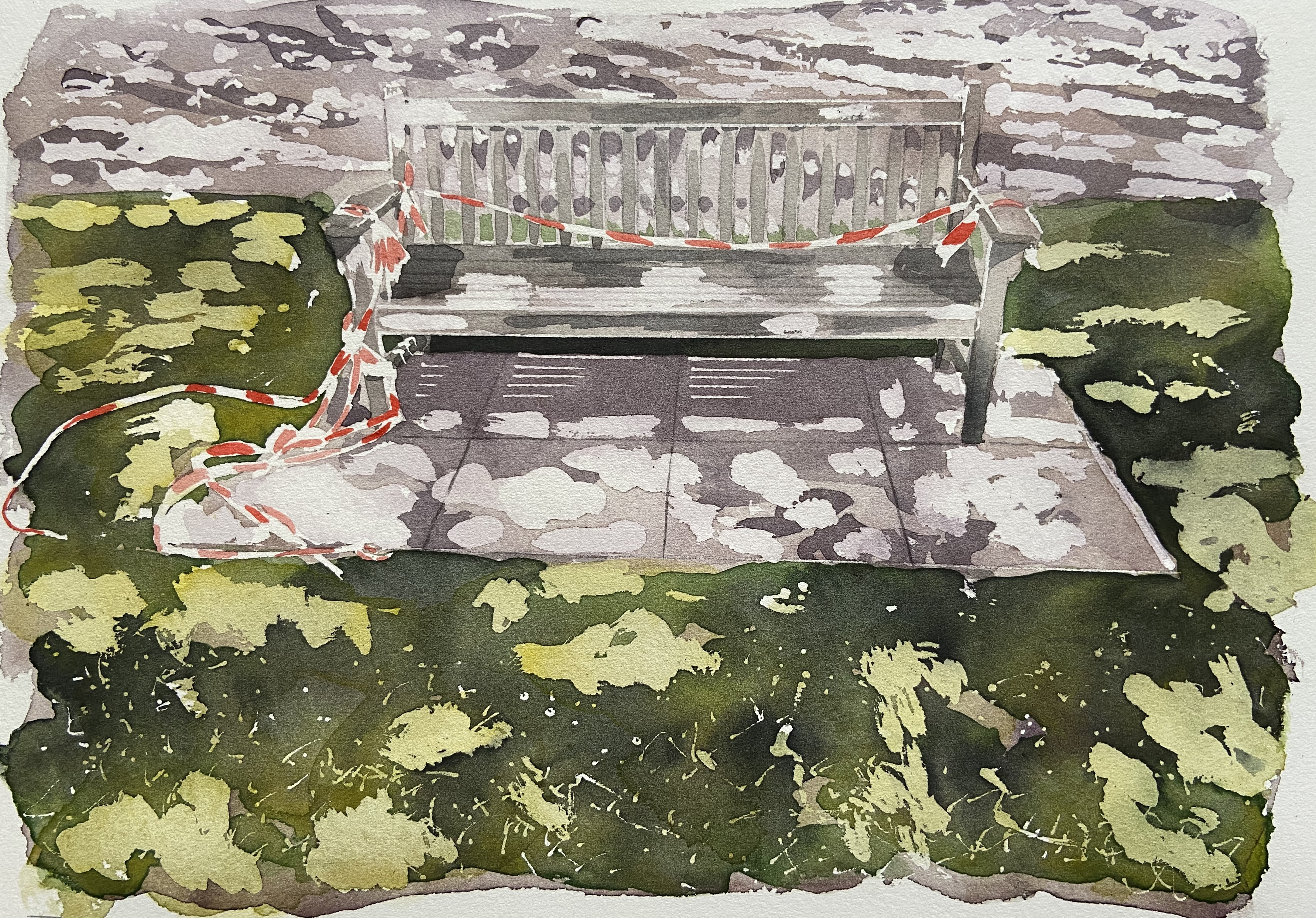 Untitled (Bench) 30