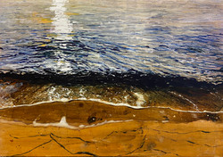 Untitled Fishsands Painting