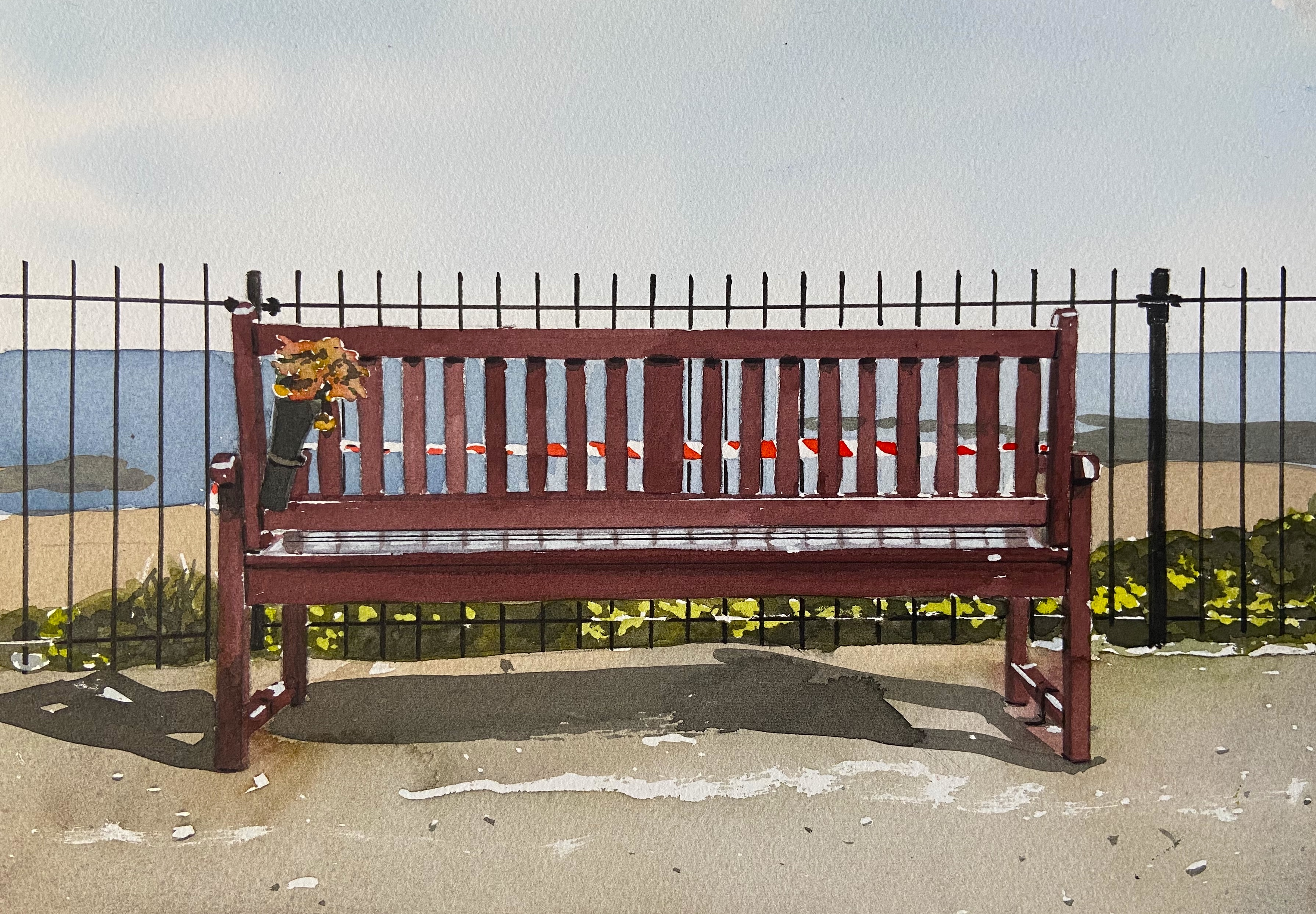 Untitled (Bench) 4