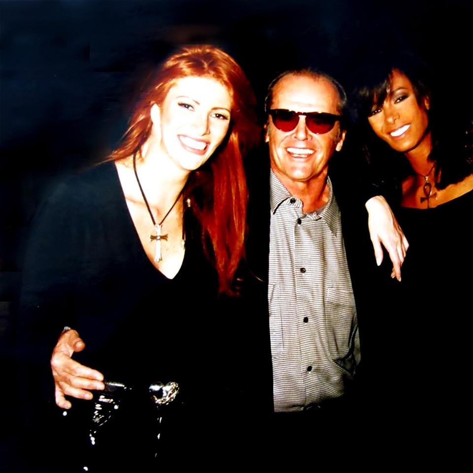 Angie Everath,Jack Nicholson, Maureen Gallagher
