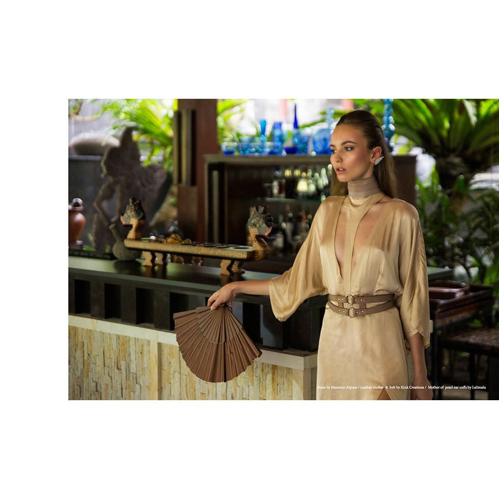 Mandapa Ritz Carlton Fashion