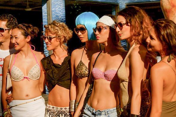 Kudeta Bikini Party