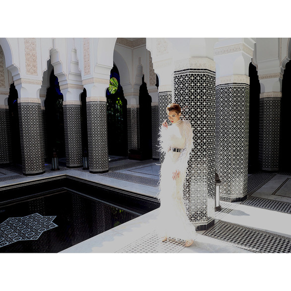 Farah Khan in Marrakesh