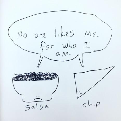 """Chips & Salsa"""