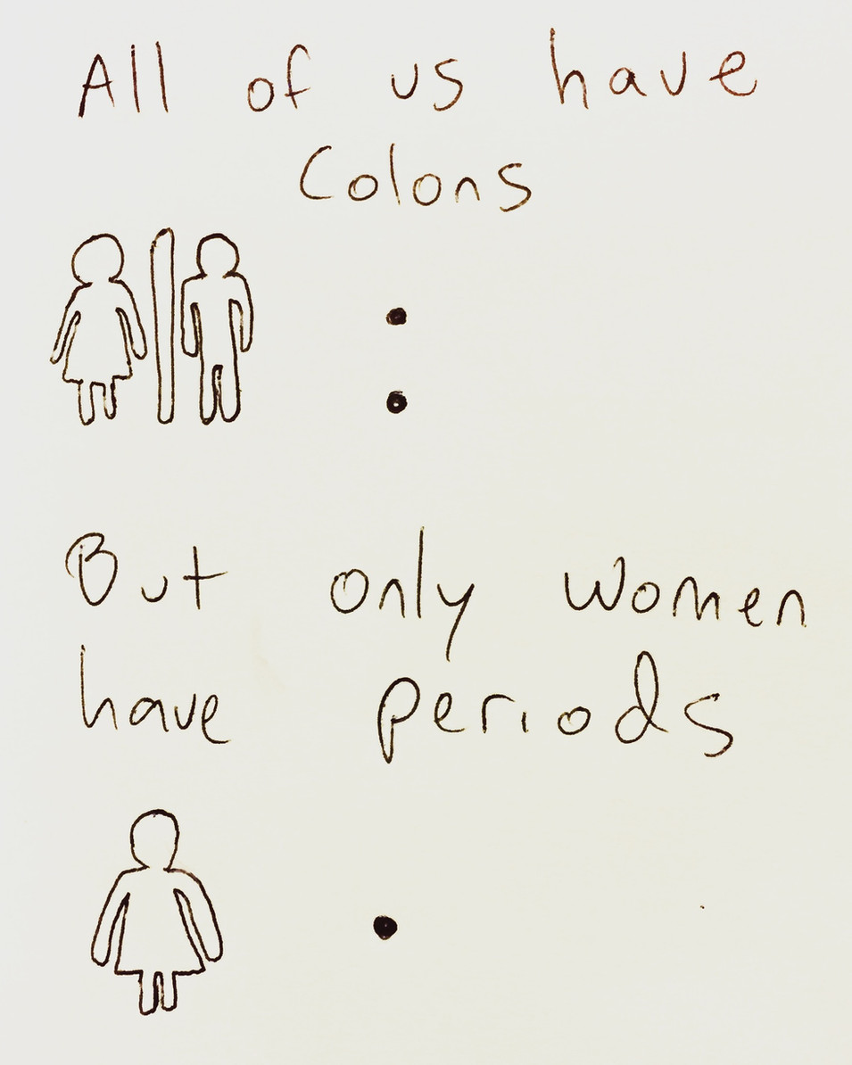 """""""Colons & Periods"""""""