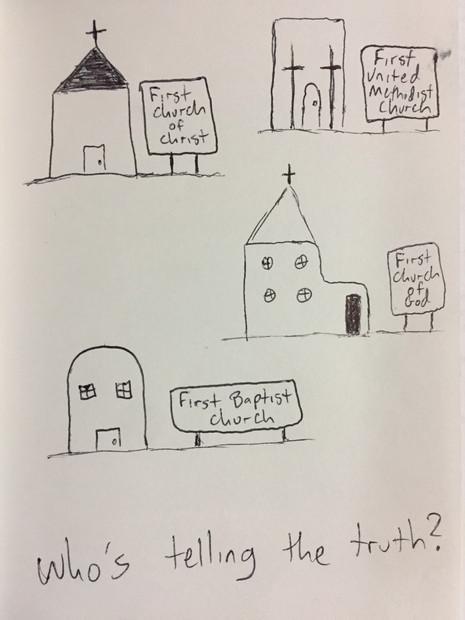 """""""First Churches"""""""