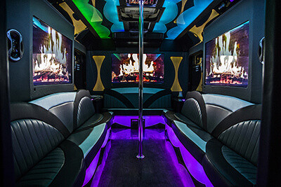 Small Party Bus