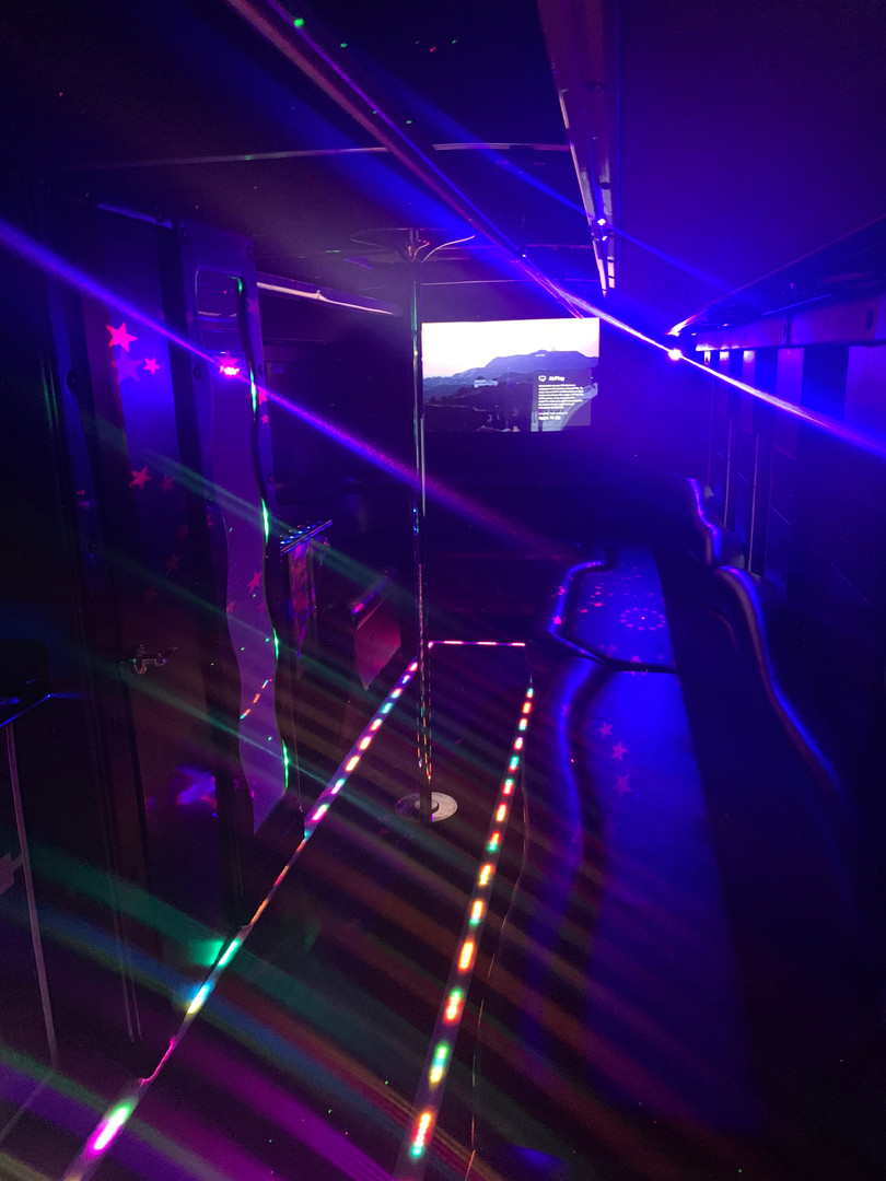 Large Party Bus