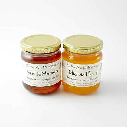 Miel d'Alsace - Variété au choix - 250 grs