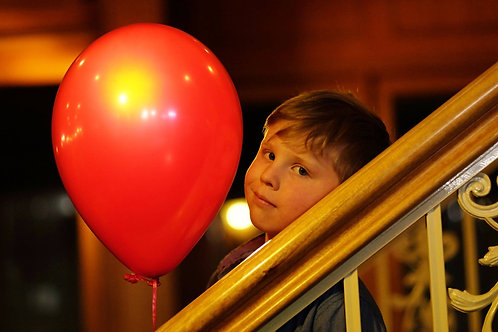 The Red Balloon Script