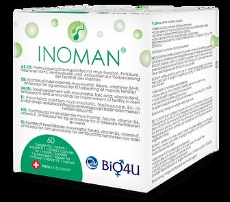 fertility Inositol pregnancy PCOS polycystic ovarian infertility acne hirsutism