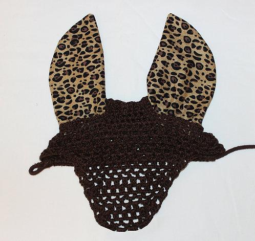 Cheetah Bonnet