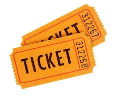 6 Raffle Ticket