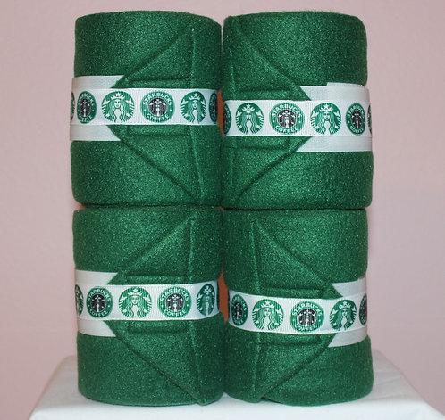 Hunter Starbucks Polo Wraps