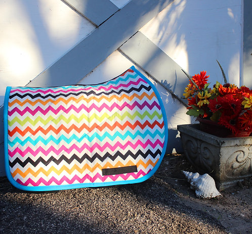 Colorful Chevron Pad [Sold Out]